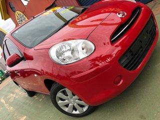 2011 Nissan Micra K13 ST 5 Speed Manual Hatchback.