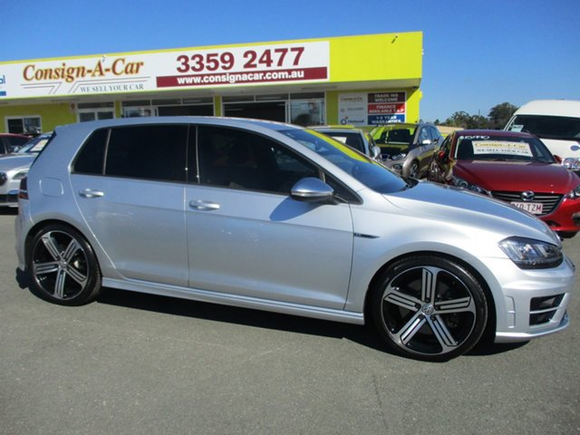 Used Volkswagen Golf VII MY16 R DSG 4MOTION, 2016 Volkswagen Golf VII MY16 R DSG 4MOTION Silver 6 Speed Sports Automatic Dual Clutch Hatchback
