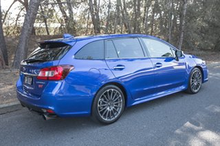 2018 Subaru Levorg V1 MY19 2.0 STI Sport CVT AWD WR Blue Mica 8 Speed Constant Variable Wagon
