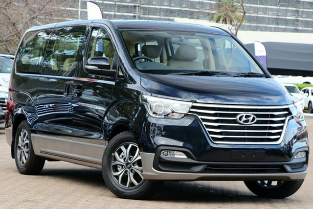 New Hyundai iMAX TQ4 MY20 Elite, 2020 Hyundai iMAX TQ4 MY20 Elite Moonlight Cloud 5 Speed Automatic Wagon