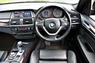 2009 BMW X5 E70 MY10 xDrive35d Steptronic Black 6 Speed Sports Automatic Wagon