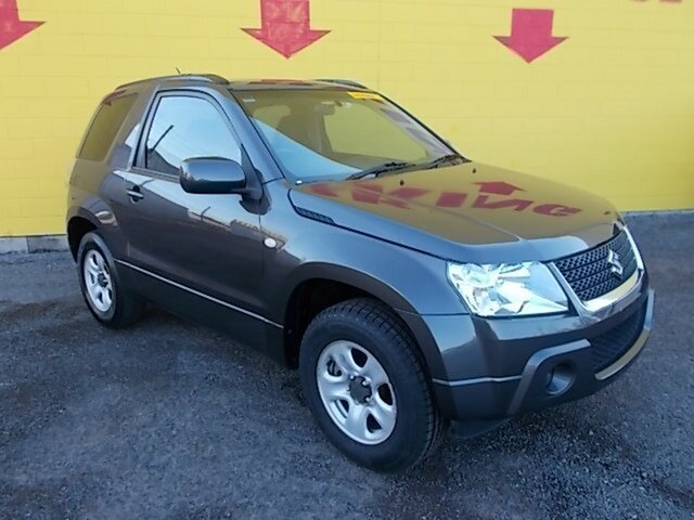 Used Suzuki Grand Vitara JB MY13 , 2012 Suzuki Grand Vitara JB MY13 Grey 5 Speed Manual Hardtop