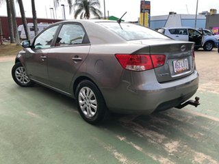 2008 Kia Cerato LD MY07 EX 4 Speed Automatic Sedan