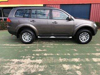 2012 Mitsubishi Challenger PB (KH) MY12 LS 5 Speed Sports Automatic Wagon.
