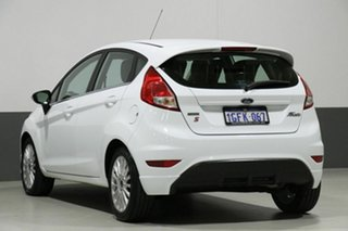 2017 Ford Fiesta WZ Sport White 6 Speed Automatic Hatchback