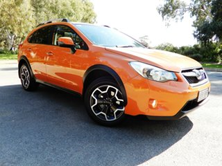 2015 Subaru XV G4X MY15 2.0i-S Lineartronic AWD Tangerine Orange 6 Speed Constant Variable Wagon.