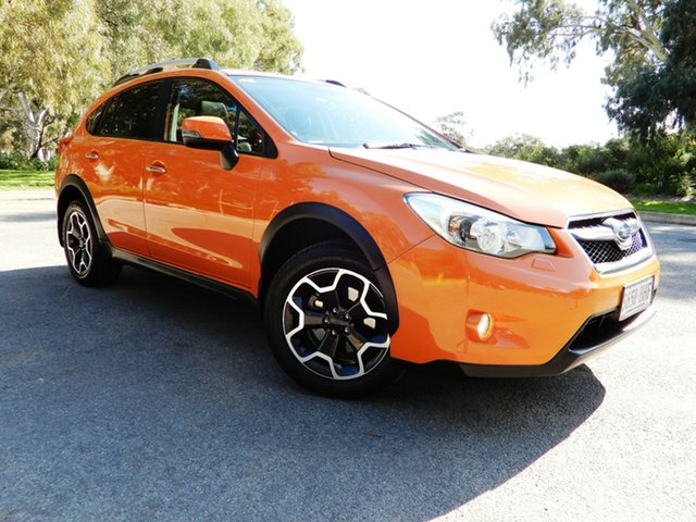 Used Subaru XV G4X MY15 2.0i-S Lineartronic AWD, 2015 Subaru XV G4X MY15 2.0i-S Lineartronic AWD Tangerine Orange 6 Speed Constant Variable Wagon