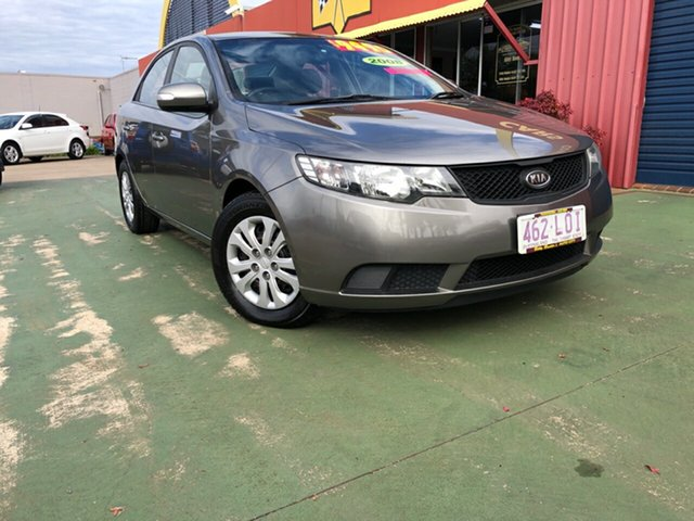 Used Kia Cerato LD MY07 EX, 2008 Kia Cerato LD MY07 EX 4 Speed Automatic Sedan