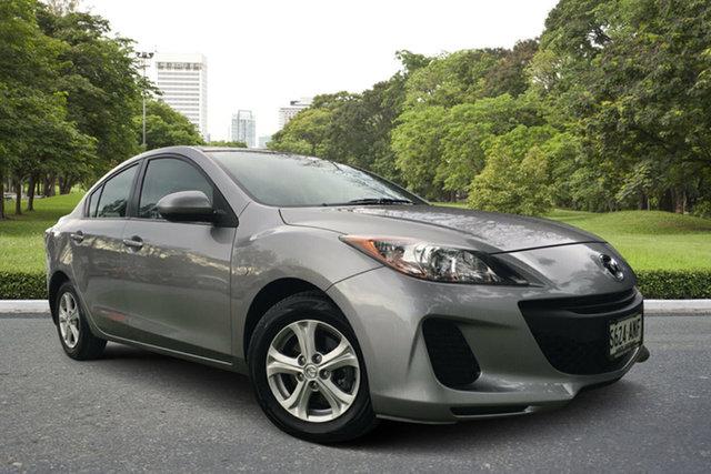 Used Mazda 3 BL10F1 MY10 Neo Activematic, 2011 Mazda 3 BL10F1 MY10 Neo Activematic Silver 5 Speed Sports Automatic Sedan