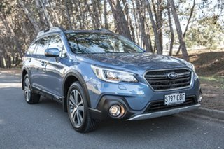 2019 Subaru Outback B6A MY19 2.5i CVT AWD Premium Storm Grey 7 Speed Constant Variable Wagon.