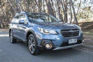 2019 Subaru Outback B6A MY19 2.5i CVT AWD Premium Storm Grey 7 Speed Constant Variable Wagon.