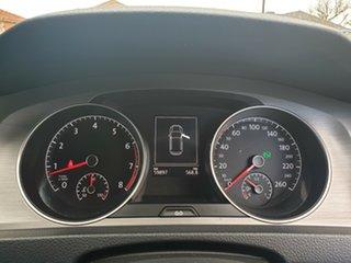 2014 Volkswagen Golf VII MY14 90TSI DSG Comfortline White 7 Speed Sports Automatic Dual Clutch