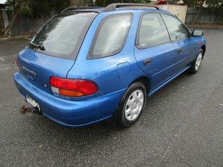 2000 Subaru Impreza MY01 GX (AWD) 4 Speed Automatic Hatchback