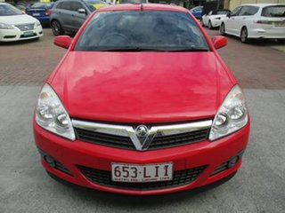 2008 Holden Astra AH MY09 Twin TOP Red 4 Speed Automatic Convertible