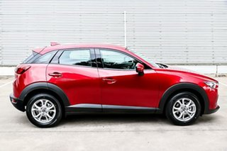 2019 Mazda CX-3 DK2W7A Maxx SKYACTIV-Drive FWD Sport Soul Red Crystal 6 Speed Sports Automatic Wagon