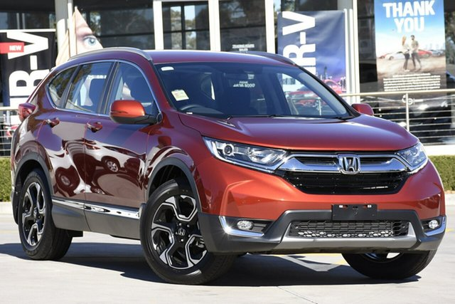 New Honda CR-V RW MY20 VTi-S 4WD, 2019 Honda CR-V RW MY20 VTi-S 4WD Passion Red 1 Speed Constant Variable Wagon