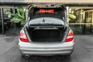 2011 Mercedes-Benz C-Class W204 MY11 C250 CDI BlueEFFICIENCY 7G-Tronic Avantgarde Silver 7 Speed