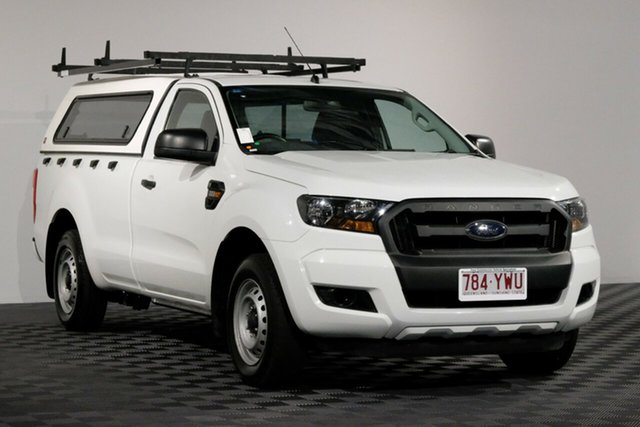 Used Ford Ranger PX MkII XL 4x2, 2016 Ford Ranger PX MkII XL 4x2 White 6 speed Manual Utility