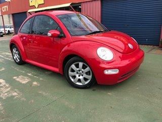 2004 Volkswagen Beetle 9C MY2003 Ikon Coupe 4 Speed Automatic Liftback.