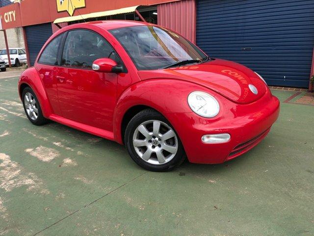 Used Volkswagen Beetle 9C MY2003 Ikon Coupe, 2004 Volkswagen Beetle 9C MY2003 Ikon Coupe 4 Speed Automatic Liftback