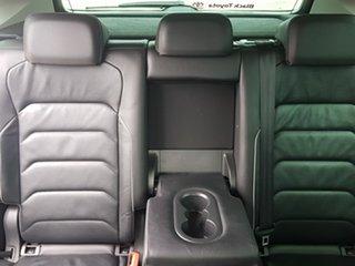2017 Volkswagen Tiguan 5NA 132 TSI Comfortline White 7 Speed Auto Direct Shift Wagon