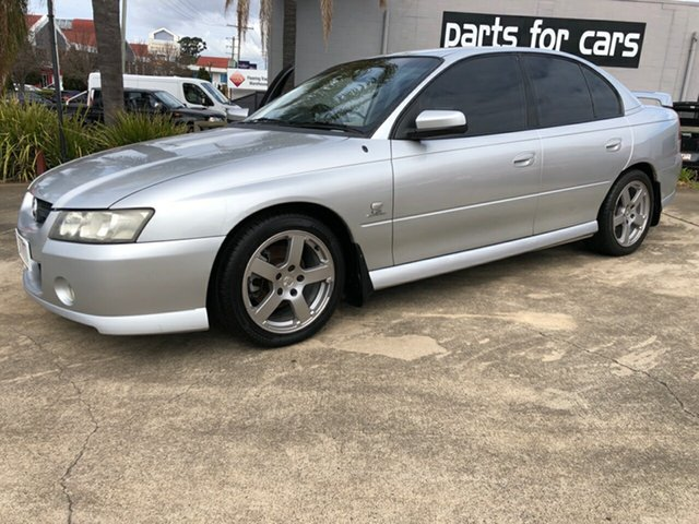 Used Holden Commodore VZ SV6, 2004 Holden Commodore VZ SV6 5 Speed Sports Automatic Sedan