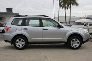 2011 Subaru Forester S3 MY12 XS AWD Premium Silver 5 Speed Manual Wagon.