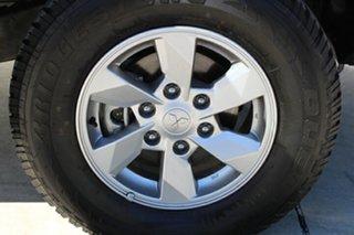 2018 Mitsubishi Triton MR MY19 GLX Double Cab White 6 Speed Manual Cab Chassis