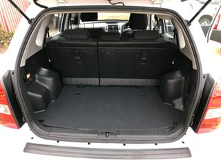 2008 Hyundai Tucson JM MY09 City SX 5 Speed Manual Wagon