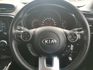 2017 Kia Soul PS MY17 SI White 6 Speed Sports Automatic Hatchback