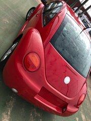 2004 Volkswagen Beetle 9C MY2003 Ikon Coupe 4 Speed Automatic Liftback