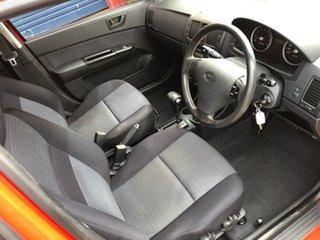 2007 Hyundai Getz TB MY07 SX 4 Speed Automatic Hatchback