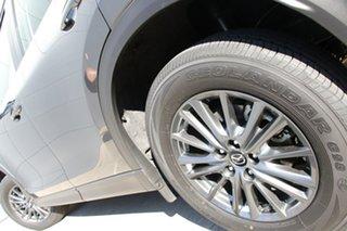 2019 Mazda CX-5 KF4WLA Touring SKYACTIV-Drive i-ACTIV AWD Machine Grey 6 Speed Sports Automatic