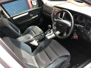2007 Ford Escape ZC XLT 4 Speed Automatic Wagon
