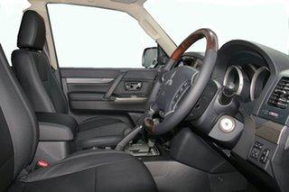2018 Mitsubishi Pajero NX MY18 Exceed Warm White 5 Speed Sports Automatic Wagon