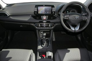 2019 Hyundai i30 PD2 MY19 Elite Polar White 6 Speed Sports Automatic Hatchback