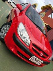 2007 Hyundai Getz TB MY07 SX 4 Speed Automatic Hatchback.