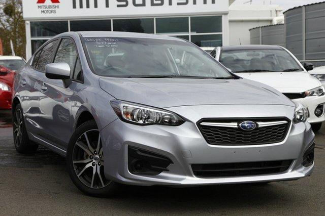 Used Subaru Impreza G5 MY17 2.0i CVT AWD, 2017 Subaru Impreza G5 MY17 2.0i CVT AWD Blue 7 Speed Constant Variable Sedan