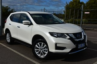 2018 Nissan X-Trail T32 Series II ST X-tronic 4WD Ivory Pearl 7 Speed Constant Variable Wagon.
