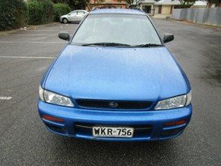 2000 Subaru Impreza MY01 GX (AWD) 4 Speed Automatic Hatchback.