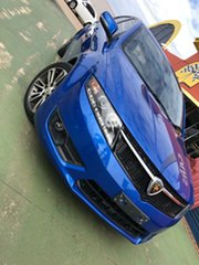 2013 Proton Suprima S CR GXR 7 Speed Constant Variable Hatchback.