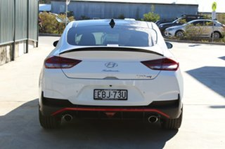 2019 Hyundai i30 PDe.3 MY19 N Fastback Performance Polar White 6 Speed Manual Coupe