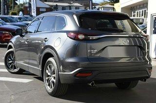 2020 Mazda CX-9 TC Touring SKYACTIV-Drive i-ACTIV AWD Sonic Silver 6 Speed Sports Automatic Wagon.