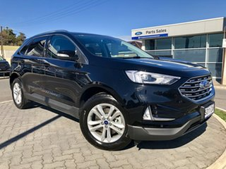 2019 Ford Endura CA 2019MY Trend SelectShift FWD Agate Black 8 Speed Sports Automatic Wagon.