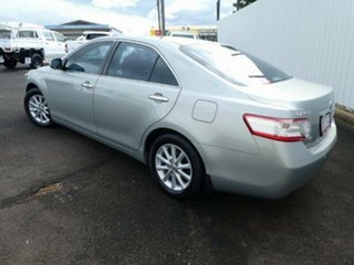 2010 Toyota Camry AHV40R Hybrid Sakana Silver Continuous Variable Sedan