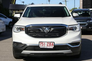 2019 Holden Acadia AC MY19 LT AWD Abalone White 9 Speed Sports Automatic Wagon
