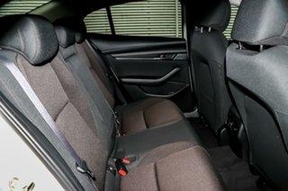 2019 Mazda 3 BP2SLA G25 SKYACTIV-Drive Evolve Snowflake White Pearl 6 Speed Sports Automatic Sedan