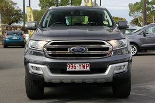 2018 Ford Everest UA 2018.00MY Trend RWD Grey 6 Speed Sports Automatic Wagon