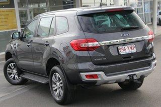 2018 Ford Everest UA 2018.00MY Trend RWD Grey 6 Speed Sports Automatic Wagon.