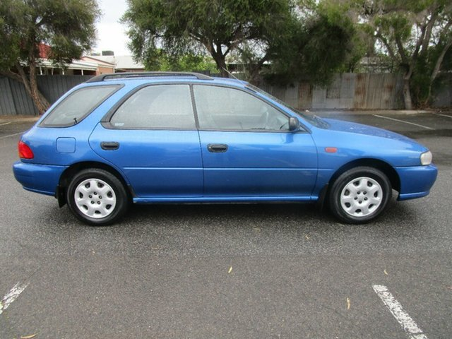 Used Subaru Impreza MY01 GX (AWD), 2000 Subaru Impreza MY01 GX (AWD) 4 Speed Automatic Hatchback
